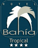 logo hotel bahia tropical
